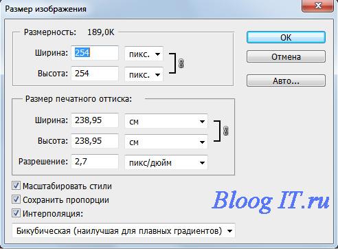 Оптимизация картинок и изображений блога